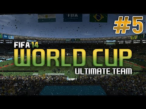 FIFA 14 Ultimate Team | World Cup | #5 | Scoring Is Too Easy