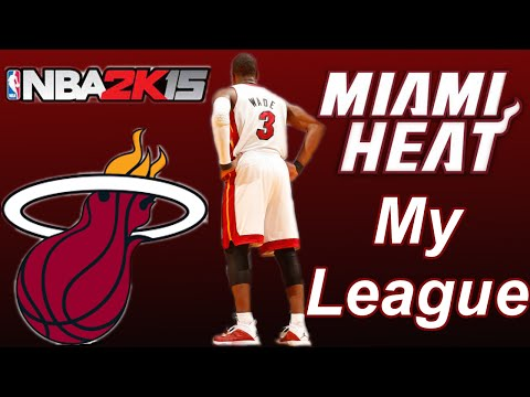 NBA 2K15 My League Mode Ep.1 - Miami Heat | Where to Start? | Xbox One