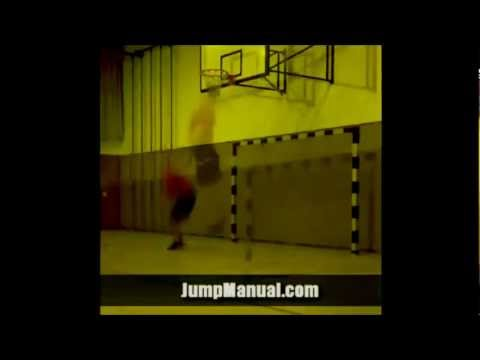 Vertical Jump Training Manual Program- Explode and Increase Your Vertical Leap