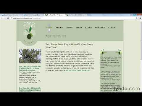 How to create a link in Google Docs | lynda.com tutorial