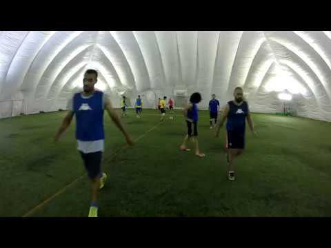 Football skills Dubai V4 26/8/2017
