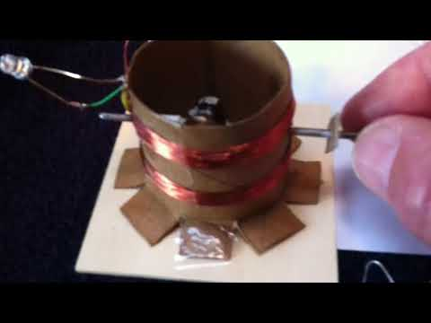Simple Motor With Torque