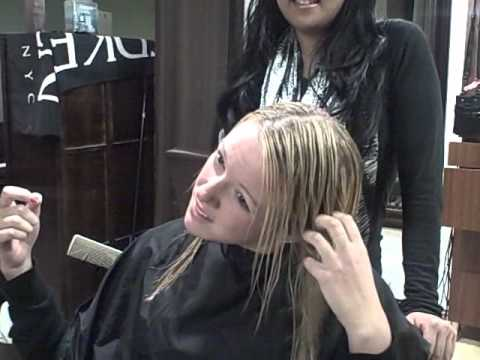 Things People Say In A Hair Salon.wmv