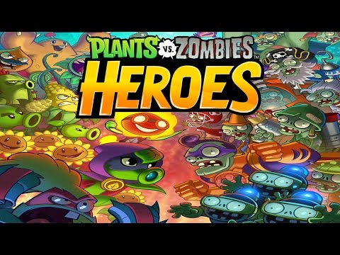 Plants vs. Zombies™ Heroes (by Electronic Arts) - iOS/Android/Amazon - HD Gameplay Trailer