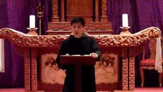 Linh mục Nguyễn Thiết Thắng – Trở Về Với Chúa (Tĩnh Tâm Mùa Vọng)