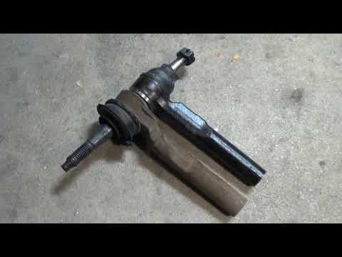 2002 Pontiac Grand Am Outter Tie Rod End Replacement