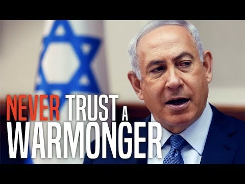 Netanyahu is Baiting the U.S. Into Invading Iran Because