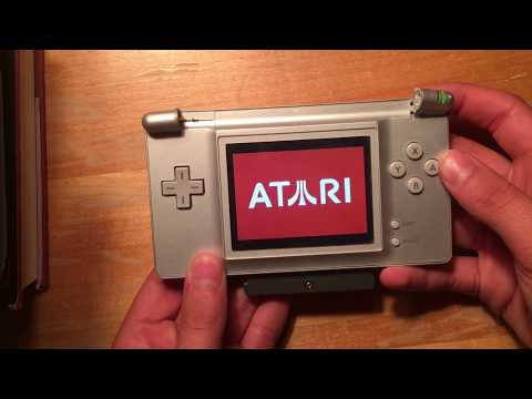 How to turn a DS Lite into a GBA Macro