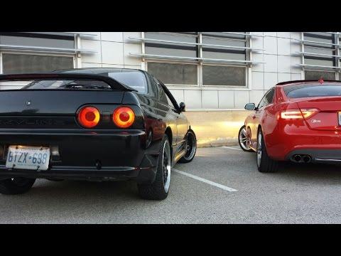 R32 Nissan Skyline GTS-T Walk around