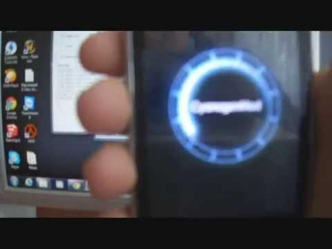 How to flash / install Jelly Bean 4.2.2 (CyanogenMod 10.1) on Samsung galaxy mini 2