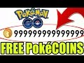 POKEMON GO FREE POKECOINS!! How to Get UNLIMITED LURE, LUCKY EGGS, POKE COINS (Pokemon GO)