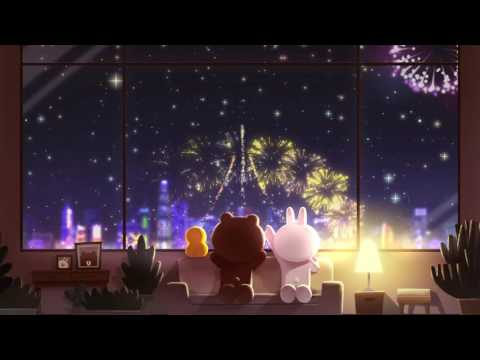 LINE - Happy New Year 2017