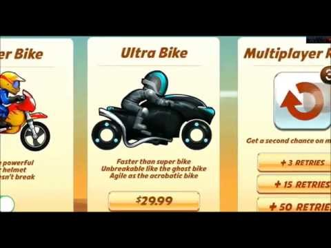 How To Get The Super Bike For Free On Bike Race 2014