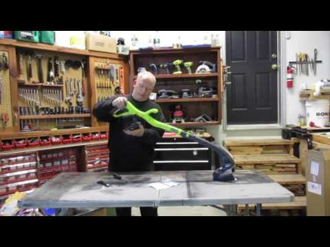 Ryobi 18V ONE+  Cordless String Trimmer - Product Review
