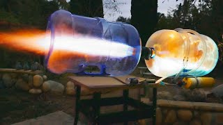 Download GIANT DIY Propane Plasma Cannon! Video