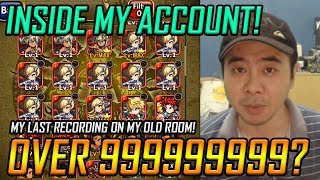 Inside My Account July 2017! Over 999999999? Not Even Me Knows All I Have?