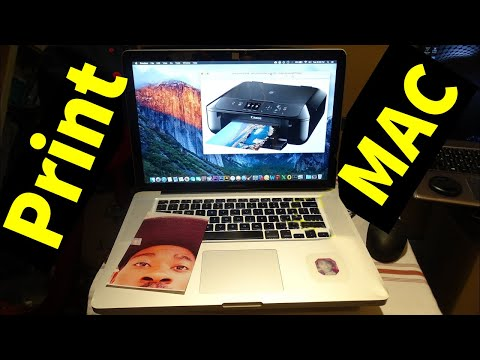 HOW TO PRINT PICTURES ON MAC COMPUTER