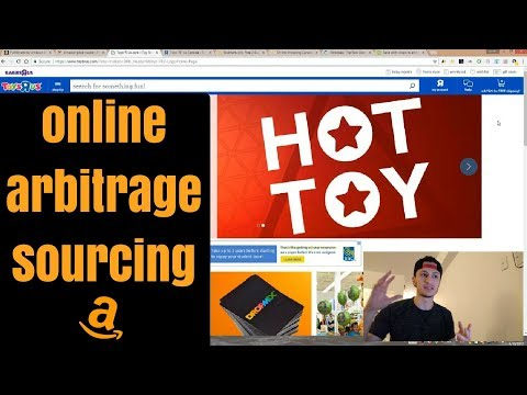 Finding products online to resell on Amazon FBA without ever leaving your house (Online Arbitrage)