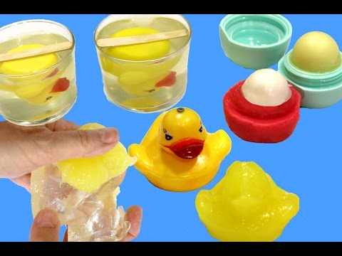 Amazing¡¡: How to make Jello molds using gelatine