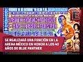Miércoles de Lucha Libre: Black Panter y Blue Panter JR.