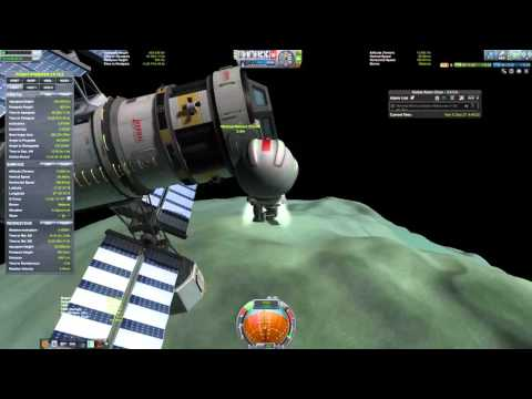 Lowest possible periapsis of a stable orbit + ablative lander challenge