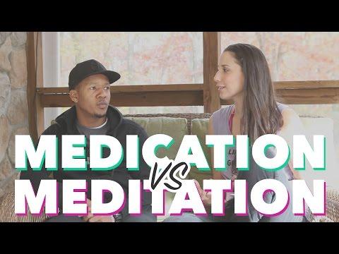 Do I Need to Take Medication for Anxiety? - Medication vs Meditation - BEXLIFE