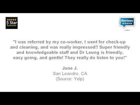 Wilson W Leung, DDS - REVIEWS - Hayward, CA Dentists
