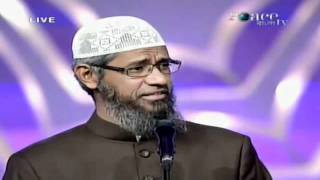 Nafarmaan Aulaad se kaise pesh aayein by Dr Zakir Naik Urdu Peace Conference