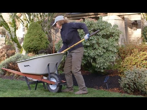Spring Landscape Prep: Mulching Beds