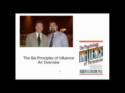 Influence: An overview of the Six Principles of Influence