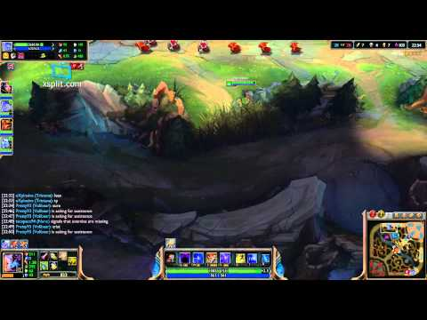 League of Legends - Tristana 5v5 ranked - eXplosive EUNE - High quality