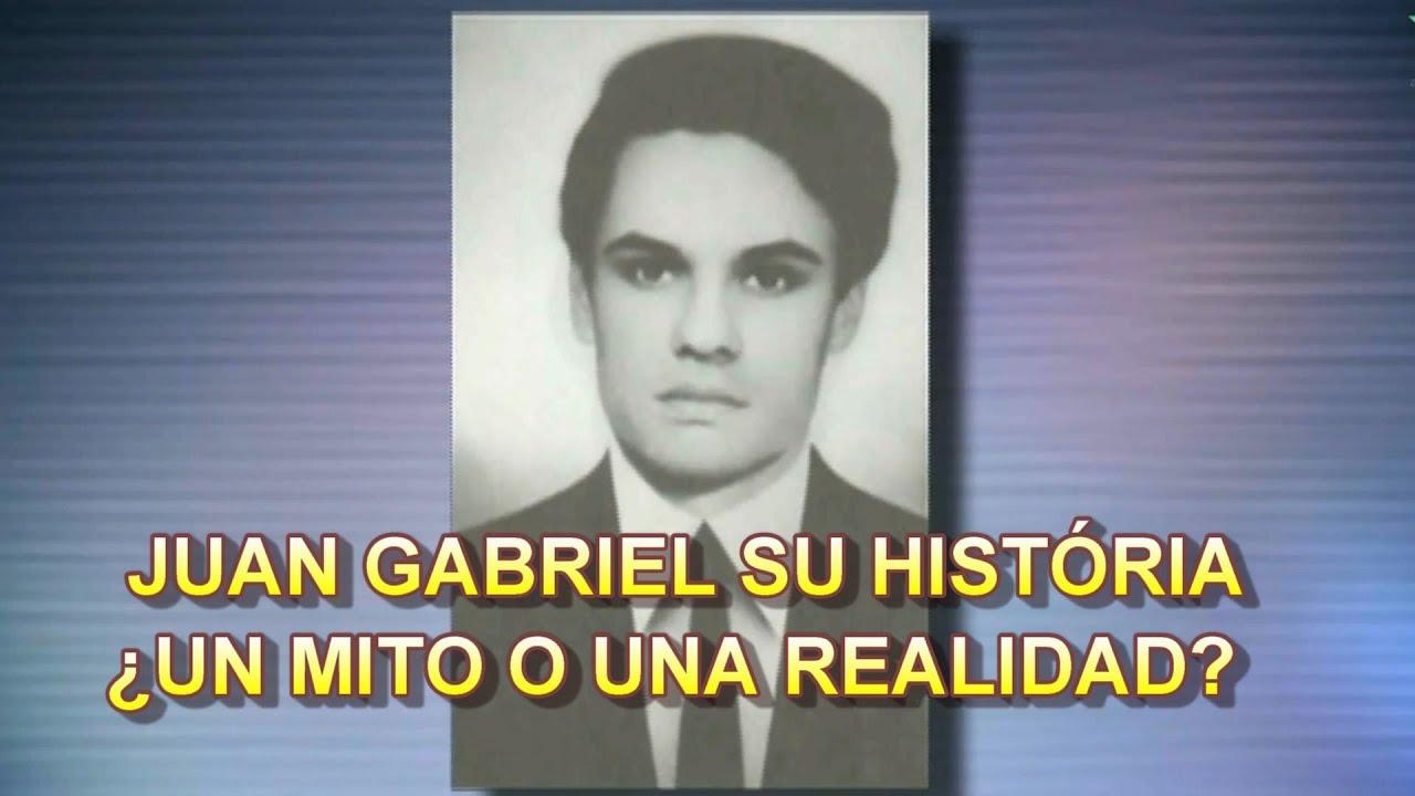 JUAN GABRIEL | La Historia Detrás del Mito de Juan Gabriel, MITO O REALIDAD | Programa Especial
