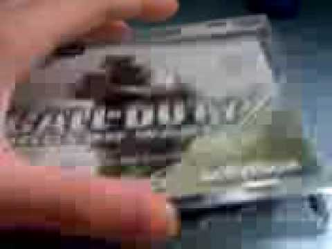 COD 4 cd key for sale with vid