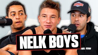 The NELK BOYS on Why SteveWillDoIt Left for Miami and Getting Hit on in Jail! | FULL SEND PODCAST