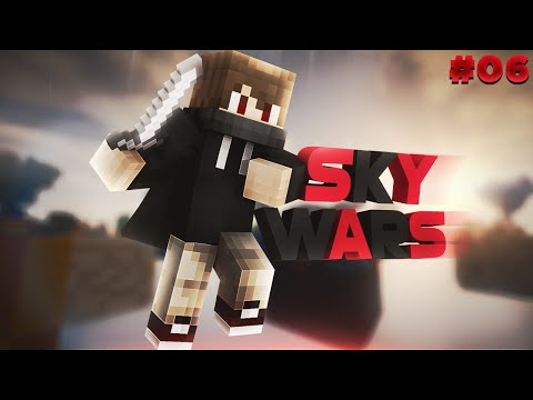 Minecraft Skywars #6 - How I Deal W/ Negativity, Losing Friends + Being Positive