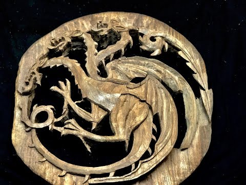 CHARITY Targaryen Dragon Chair Update #2
