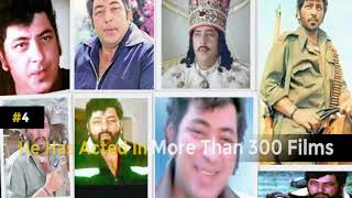Here Are 10 Interesting Facts About Amjad Khan | Gabbar Singh