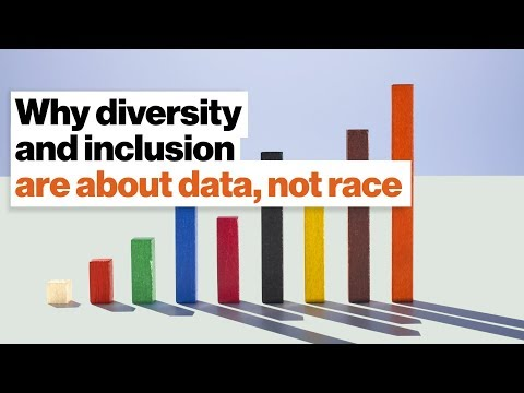 Why diversity and inclusion aren't about race but everyone thinks they are | Michael Bush