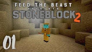 feed the beast stoneblock 2 Videos - 9tube tv