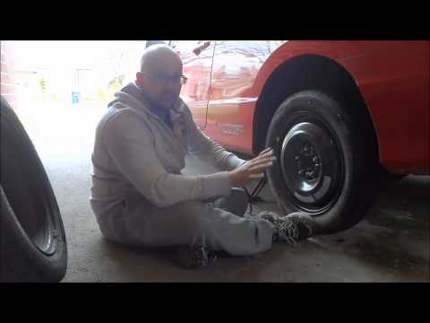 How To Put A Spare Tire On Your Car EASILY (Change A Flat Tire)