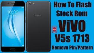 How To Flash Vivo Y55 Full Flashing Tutorial - PakVim net HD