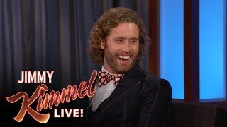 T.J. Miller Reveals Why He Left Silicon Valley