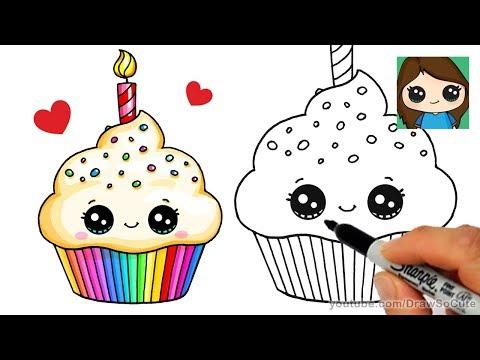 Xxx Mp4 How To Draw A Birthday Cupcake Easy 3gp Sex