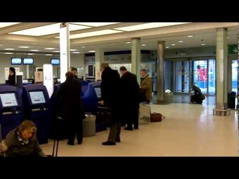 London City Airport - Terminal etc