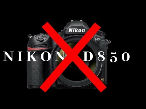 Why I ditched the Nikon D850? | Do I really need a new camera?