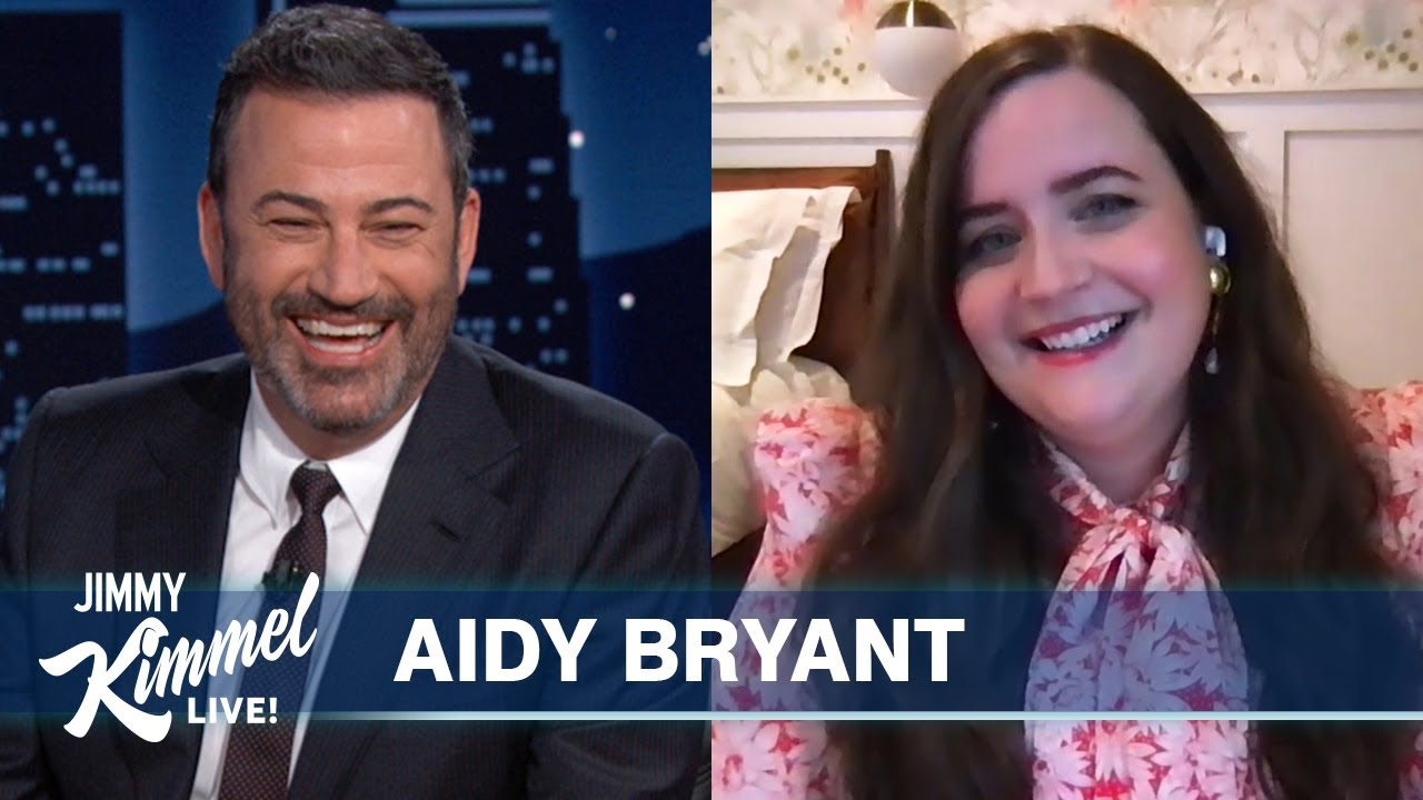 Aidy Bryant on Worst Date Ever, Being Hired on SNL & Visiting Her Parents