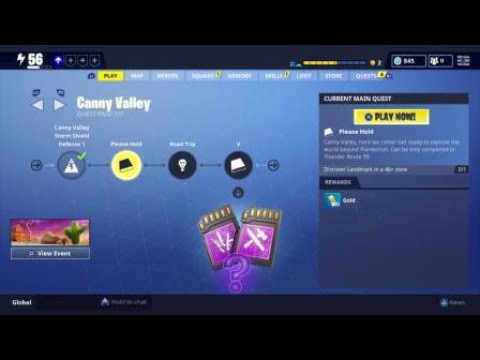 Fortnite Canny Valley Story Apology