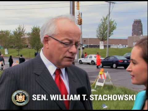 NYS SENATOR BILL STACHOWSKI - OBAMA PLAN FOR BUFFALO