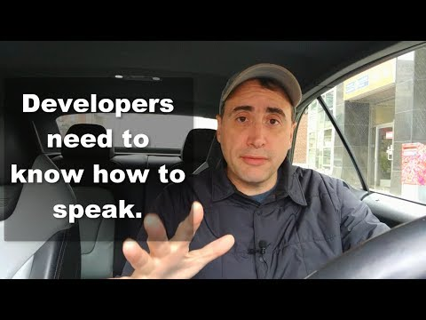 Do freelance Developers need to SPEAK to clients?