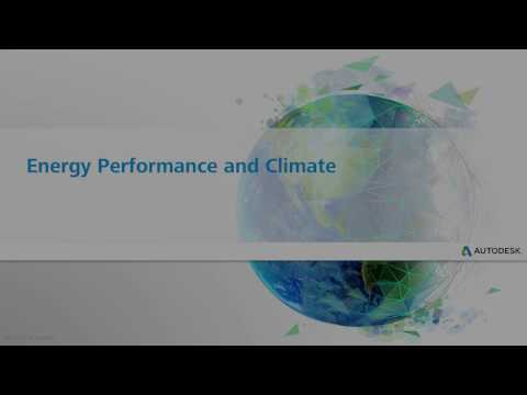 Energy Performance and Climate